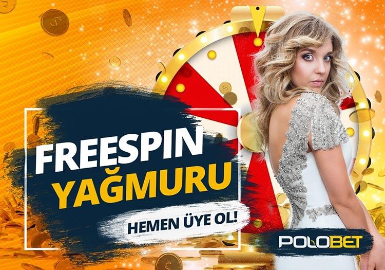 polobet freespin yağmuru