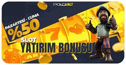 polobet slot yatırım bonusu